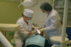 Тари-дент Воронеж лечение зубов