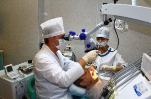 Стоматология на проспекте Труда