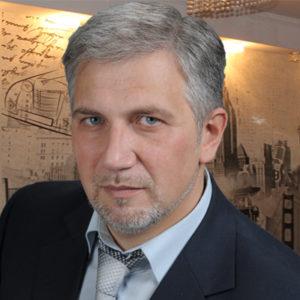 Харитонов Дмитрий Юрьевич, главный врач-профессор